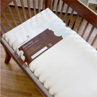 Innerspring baby mattress