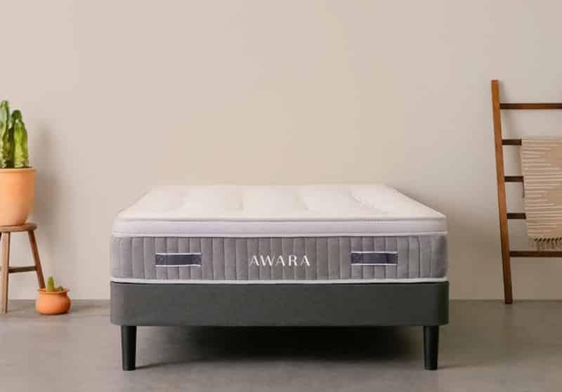 awara sleep latex mattress