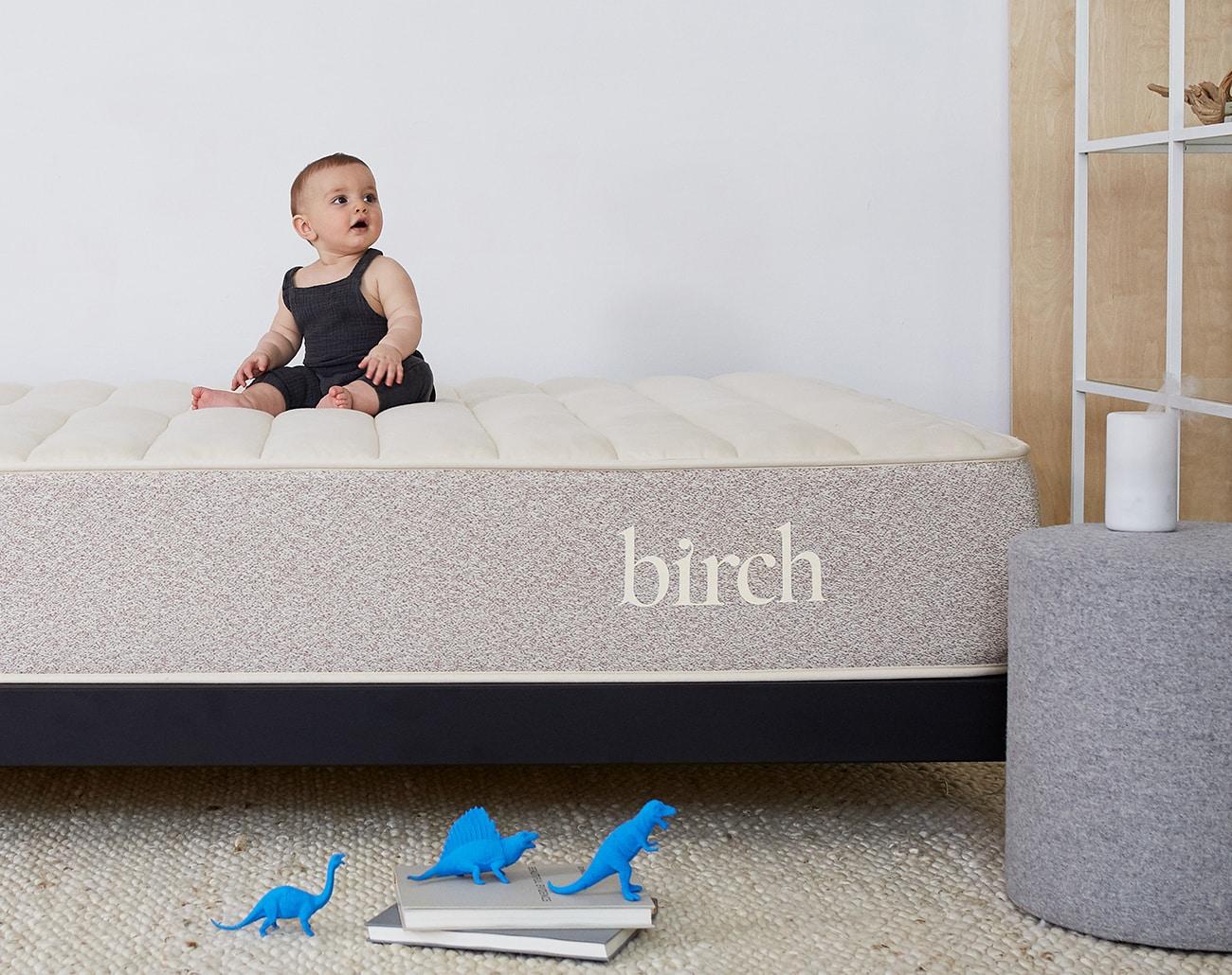 birch living mattress