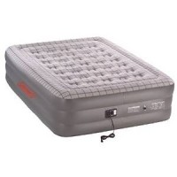 Coleman Premium Double High SupportRest Air Bed With Built in Pump