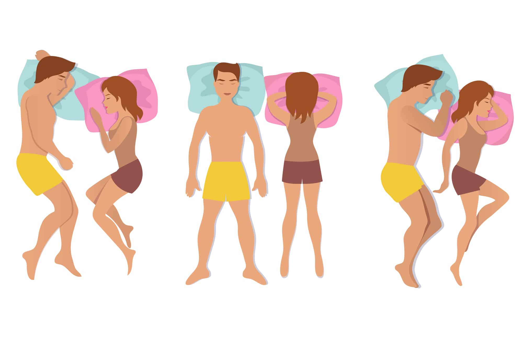 Mattresses For Different Sleeping Positions
