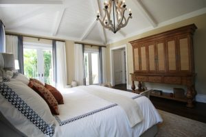 A Firm Bed in a lavish room