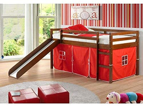 donco kids series bed with tent