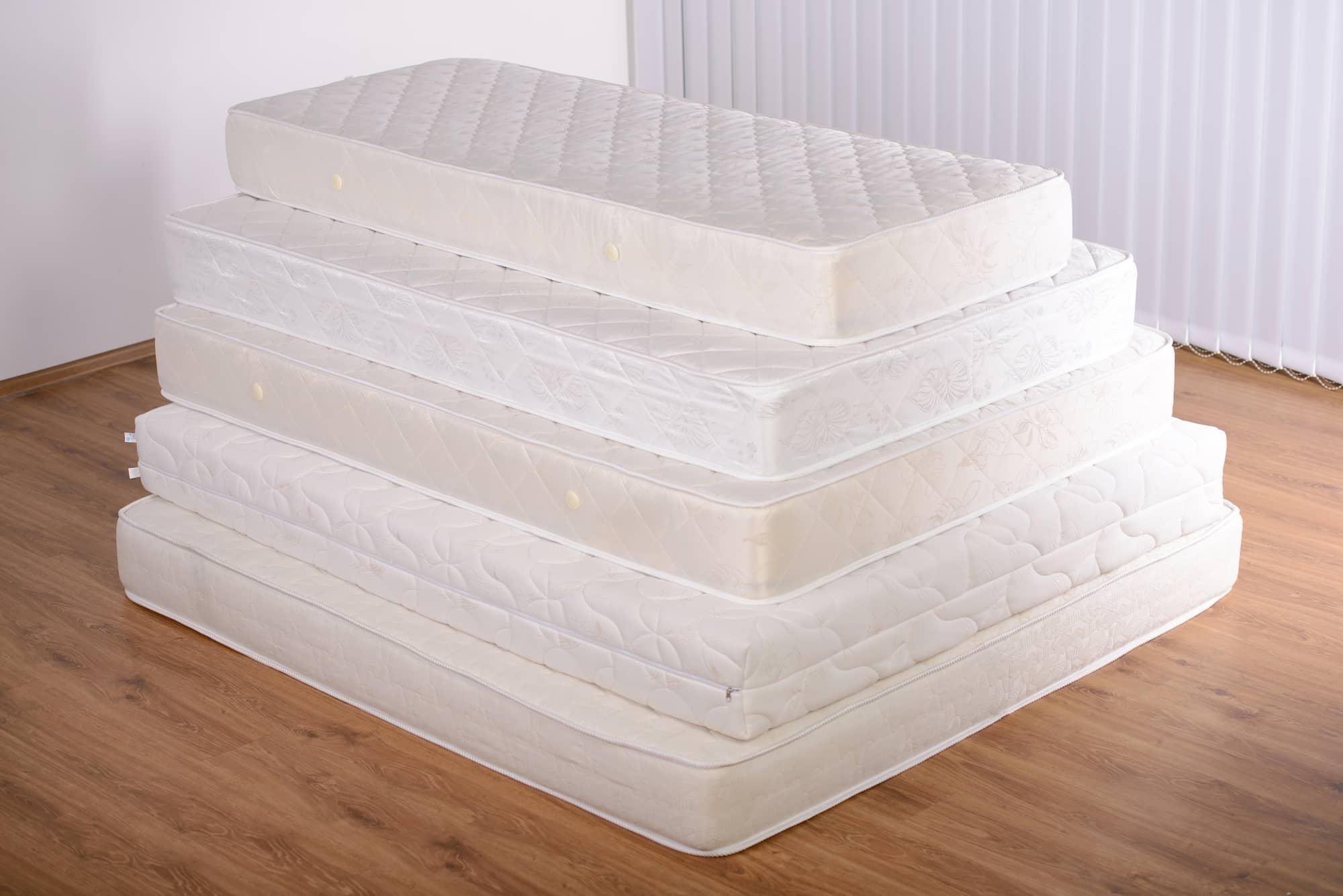 Types of mattresses