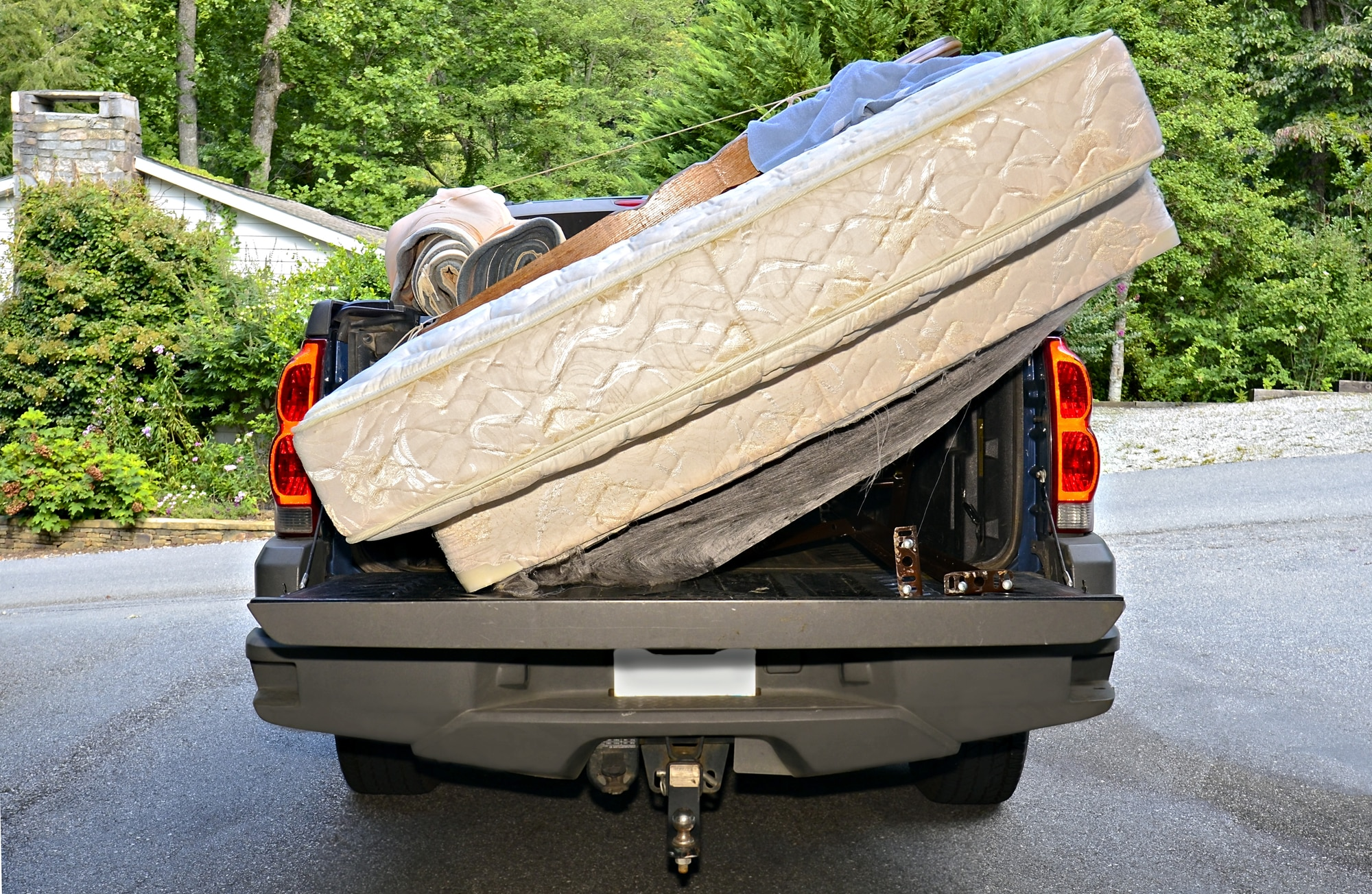 how to transport a mattress