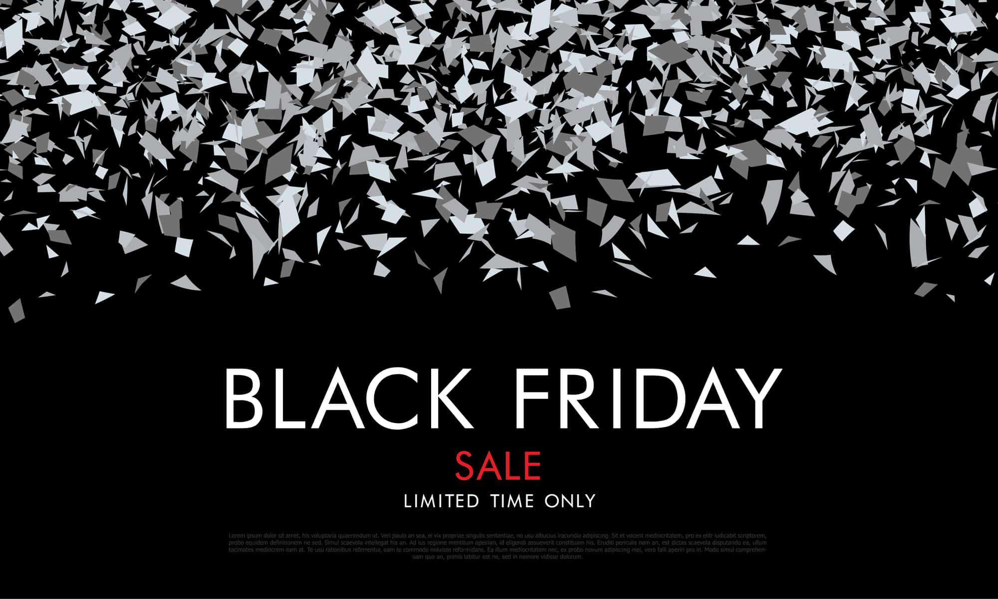 Black Friday mattress sale