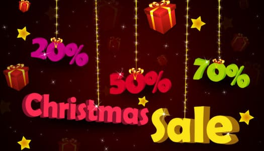 Holiday Sale 2019: End Of Year and After Christmas Sales