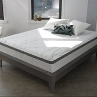 "Sleep Innovations 12"" Skylar Gel Foam"