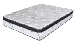 Olee Sleep 13 Gel Memory Foam and Innerspring