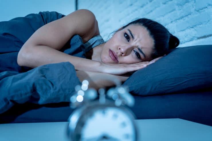 5 COMMON TYPES OF SLEEP DISORDERS