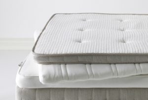 Discussing mattress pads vs toppers for Brooklyn bedding topper