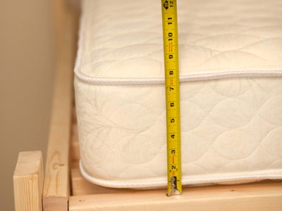 All About Different Mattress Thickness & Heights