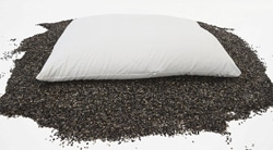 WheatDreamz Organic Buckwheat Hull Pillow