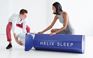 Helix Sleep bed in a box