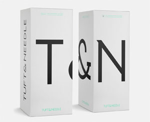 T&N mattress in a box