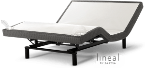 A Lineal adjustable bed