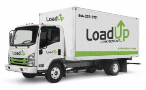LoadUp mattress disposal truck