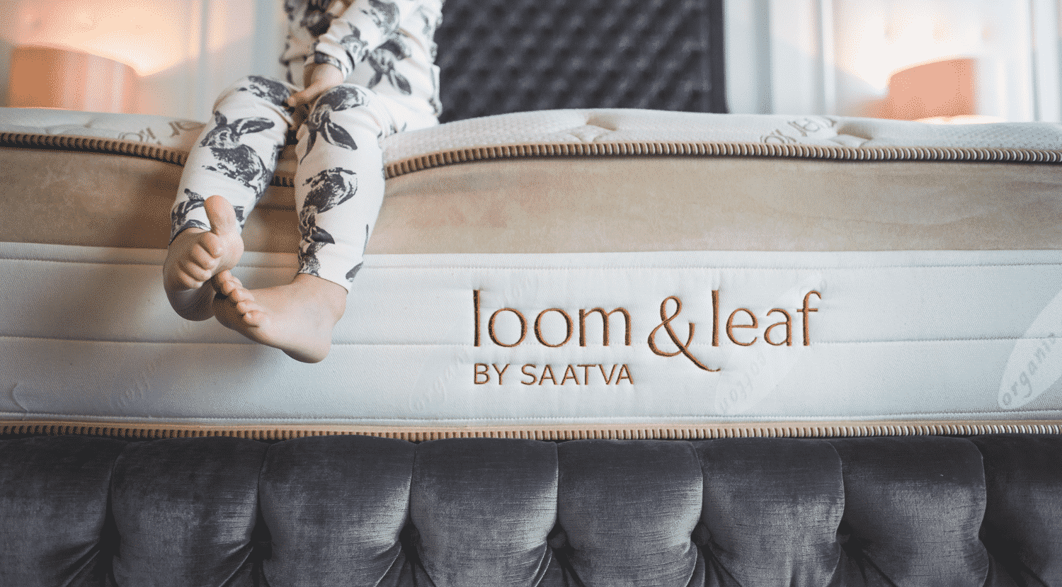 The Loom and Leaf by Saatva