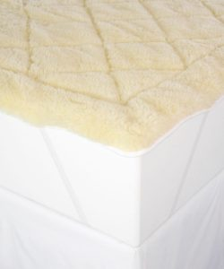 Perfect Fit Cool Wool Reversible Mattress Topper
