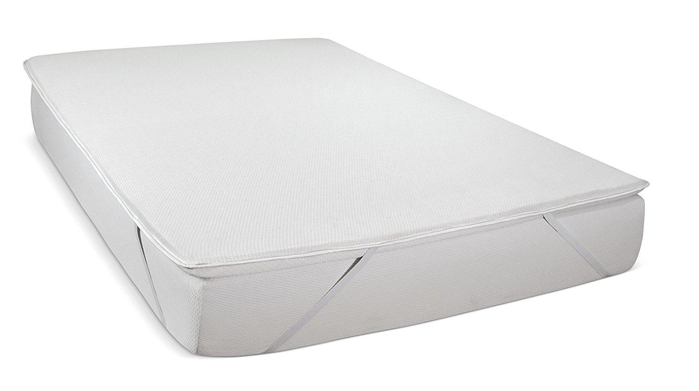 Serenia Sleep Dunlop Easy-Flip Mattress Pad