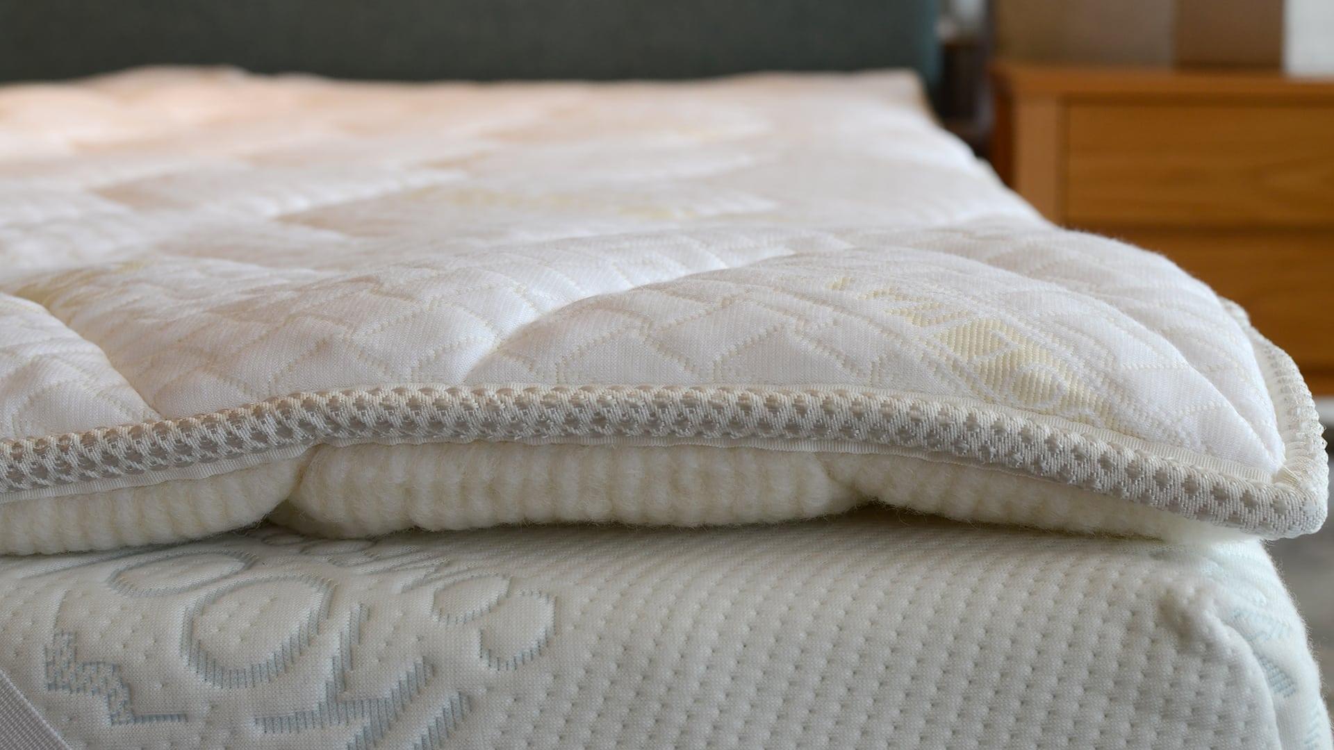 best wool mattress topper