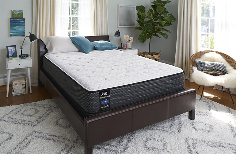 Sealy Response Performance 12-Inch Cushion Firm Tight Top Mattress