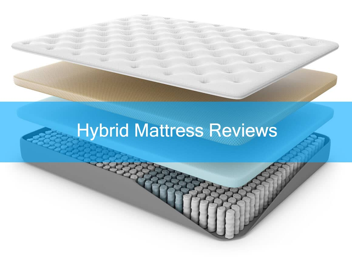 The Best Hybrid Mattress Reviews For 2018 Top 8 Selections