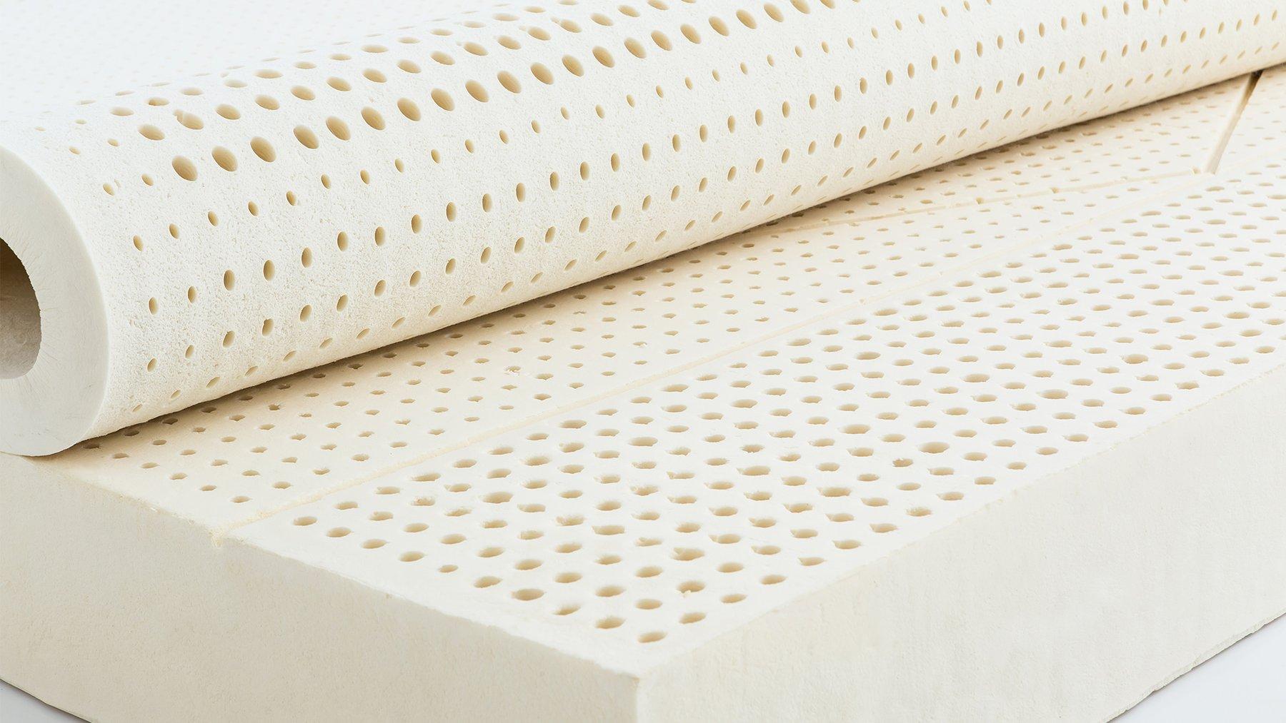 dunlop vs talalay latex mattress