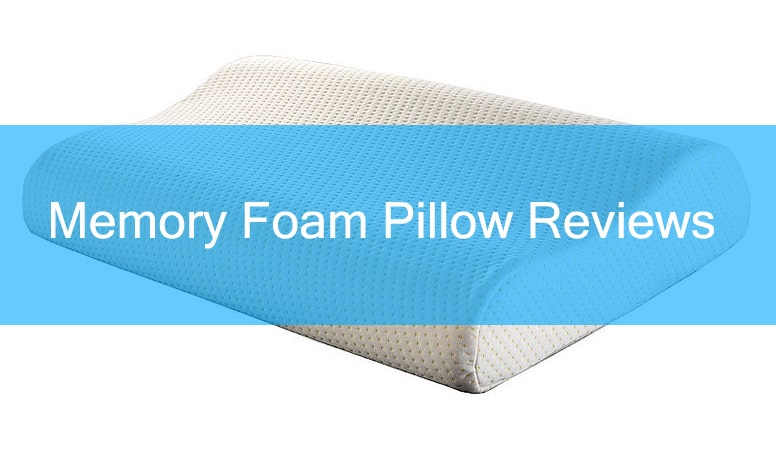 5 of the best memory foam pillow reviews for 2018 for Best soft memory foam pillow