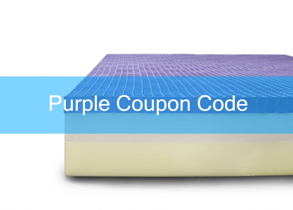 Purple Mattress Bed Coupon Code Amp Bundles 2018