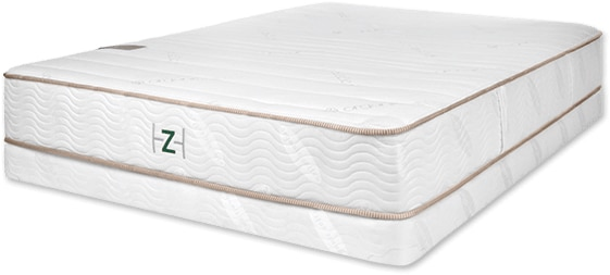 Zenhaven on a boxspring