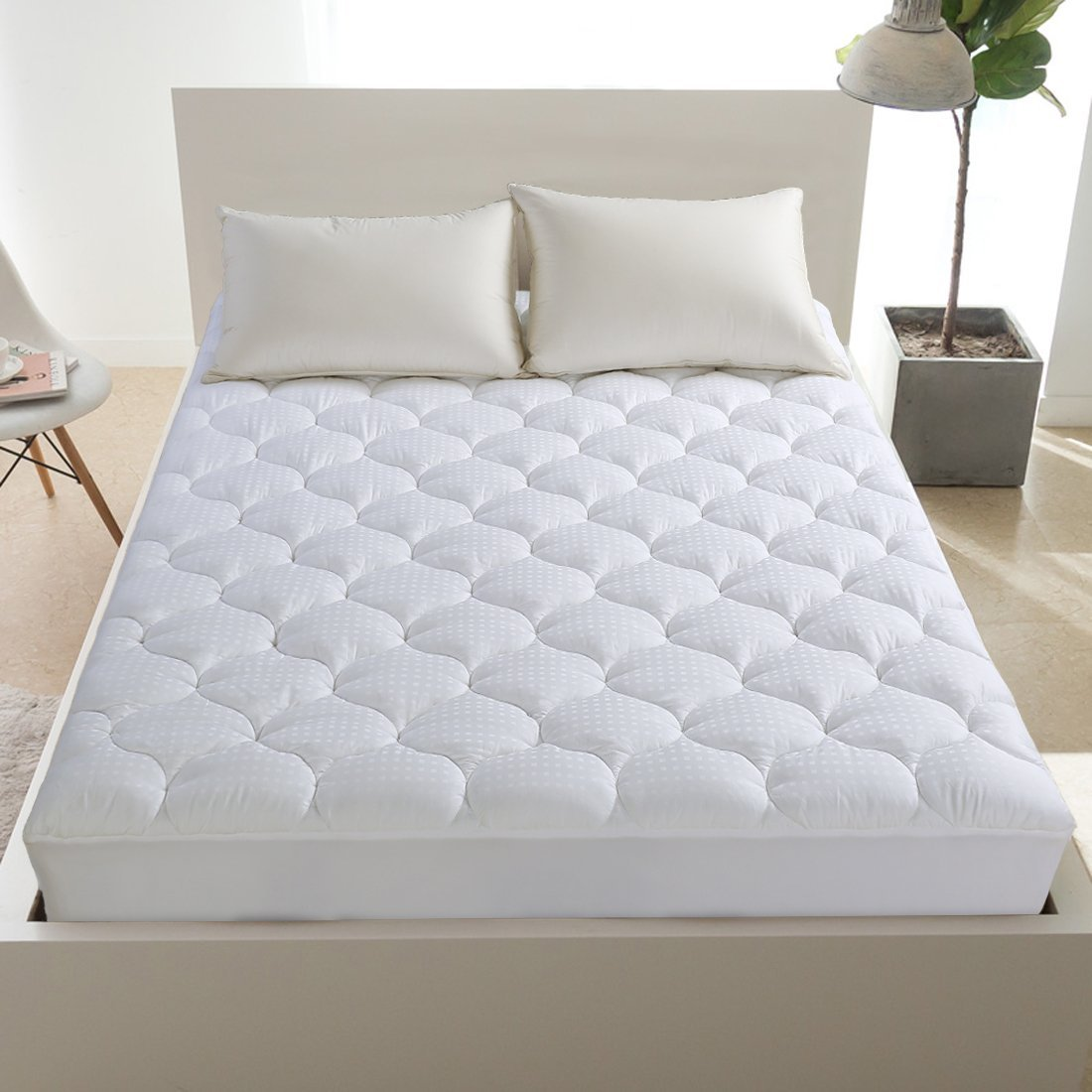 mattress pad topper best reviews ratings cool june