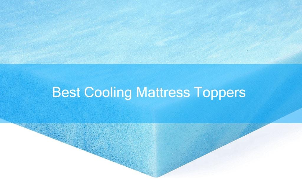 best cooling mattress pad topper reviews 2019 top 5 picks. Black Bedroom Furniture Sets. Home Design Ideas