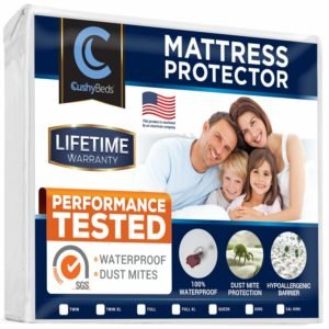 Premium Mattress Protector by CushyBeds