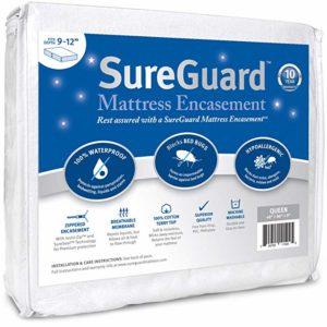 SureGuard Bed Bug Mattress Encasement