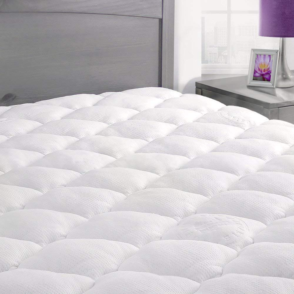 Best Cooling Mattress Pad Amp Topper Reviews 2019 Top 5 Picks