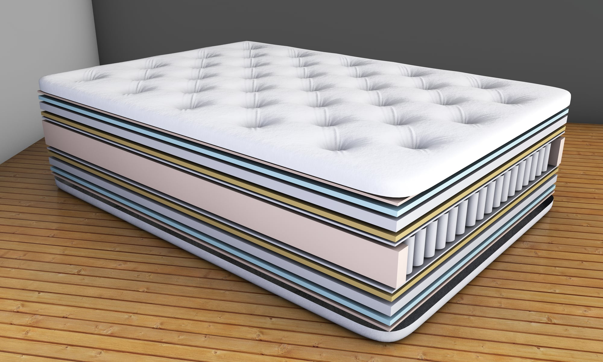 Best Hybrid Mattress Reviews For 2020 Top 10 Selections