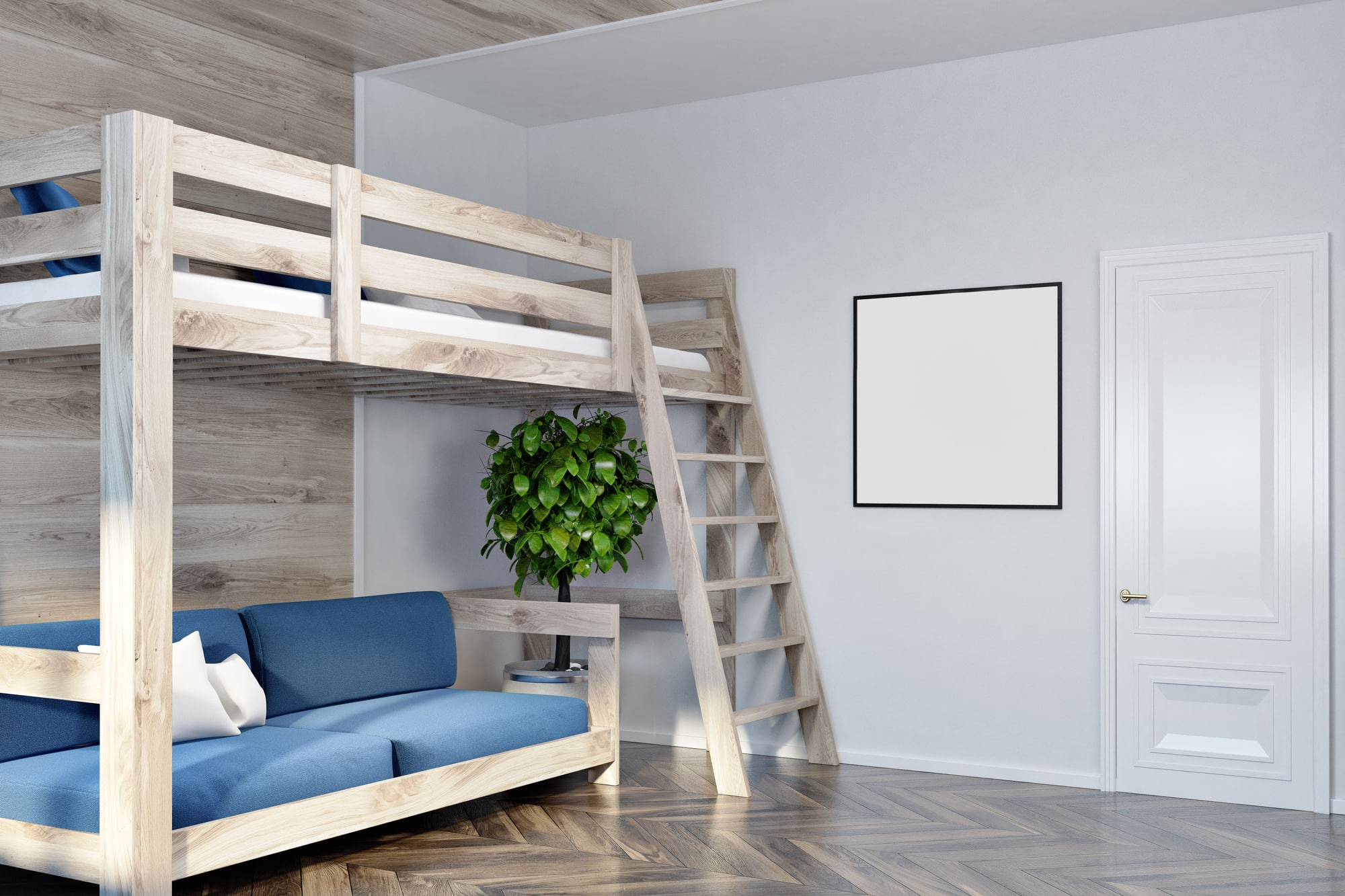 Prime The Best Loft Beds For Kids And Adults In 2019 Top 10 Reviewed Ibusinesslaw Wood Chair Design Ideas Ibusinesslaworg