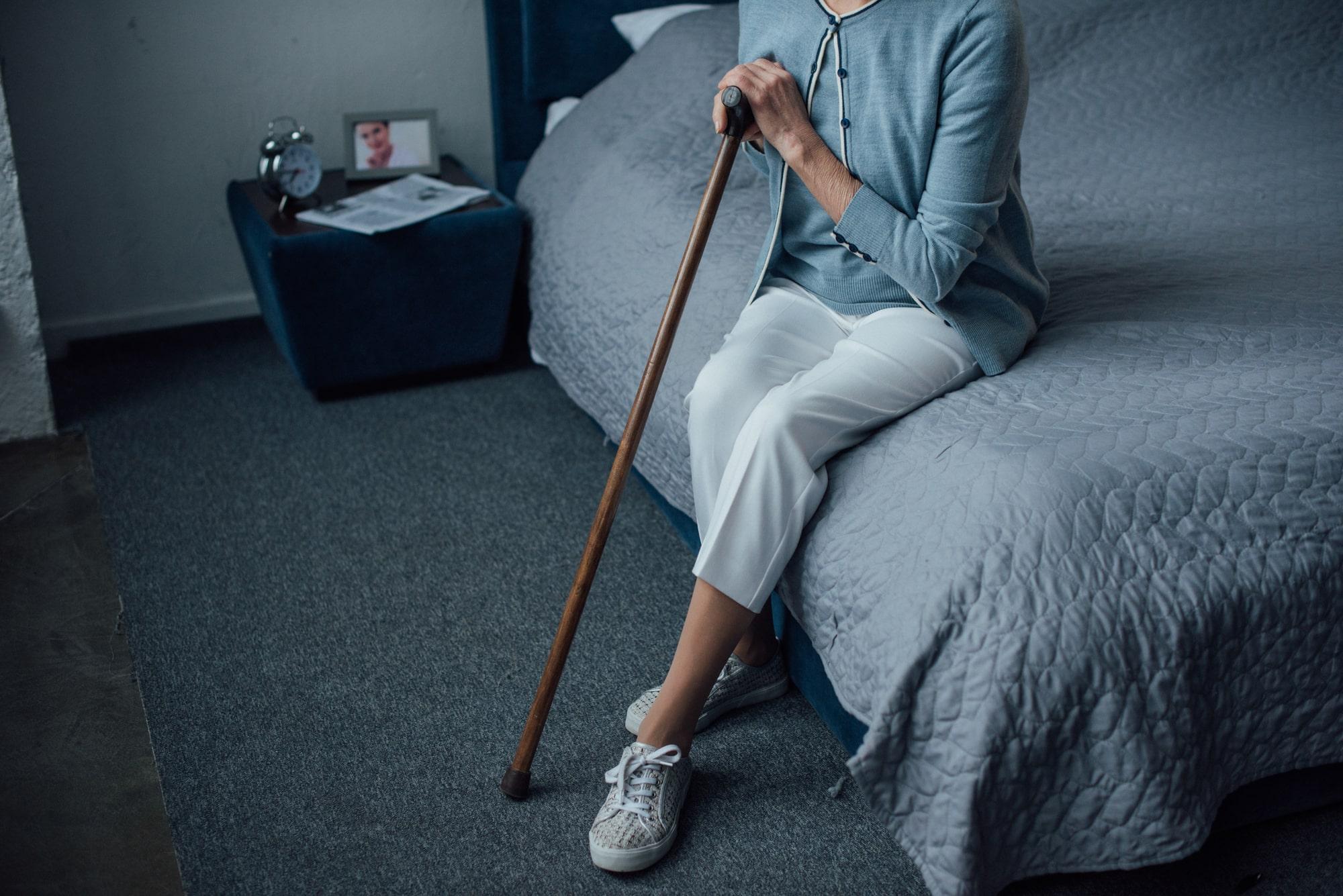 Seniors With Arthritis