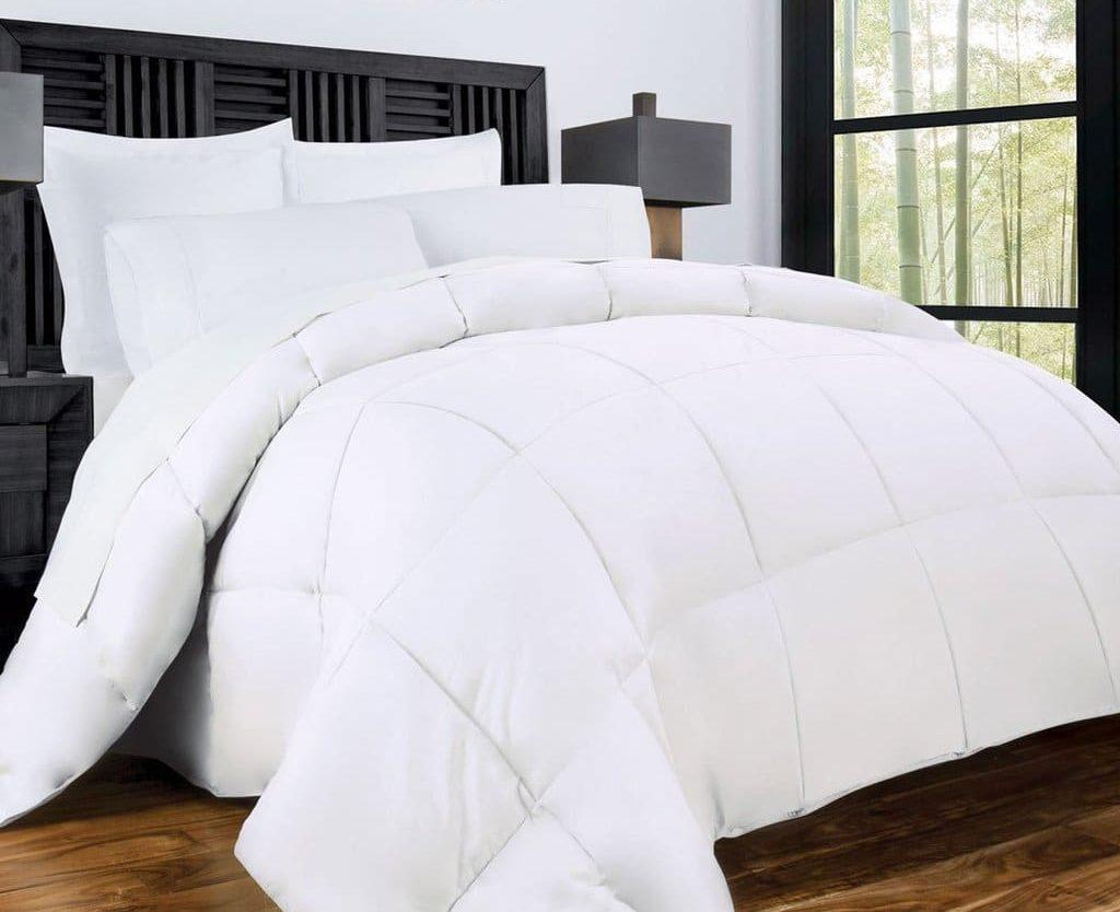 Zen Bamboo Luxury Goose Down Alternative Comforter