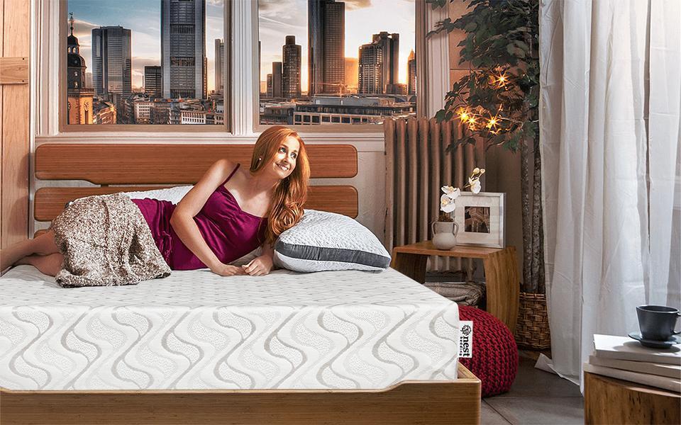 Nest bedding love and sleep