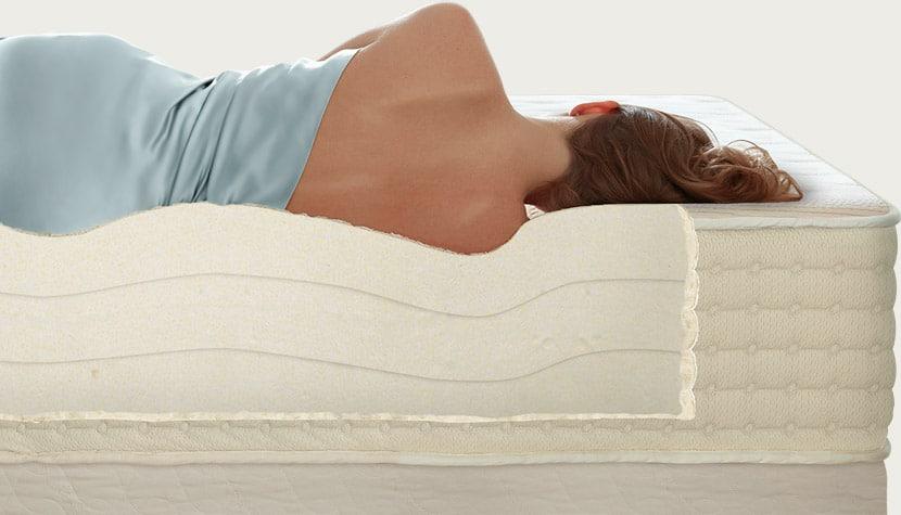 Plushbeds sleep positions